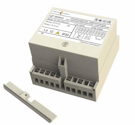 ЦР 9000 — преобразователь измерительный для термопреобразователей сопротивления