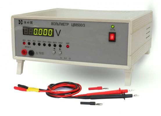 ЦВ8500 — вольметры переменного и постоянного тока