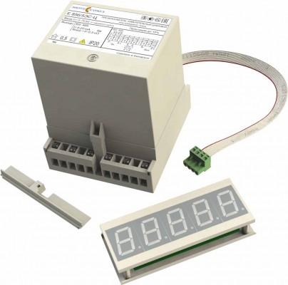 Е 856ЭС-Ц — преобразователь измерительный цифровой постоянного тока