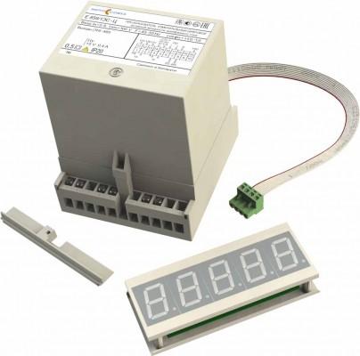 Е 859ЭС-Ц — преобразователь измерительный цифровой активной мощности трехфазного тока