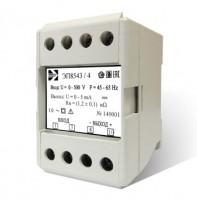 ЭП8543 — преобразователи измерительные напряжения переменного тока