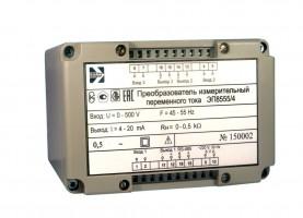 ЭП8555 — преобразователи измерительные напряжения переменного тока