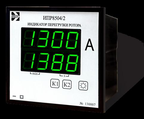 ИПР8504 — индикатор перегрузки тока ротора
