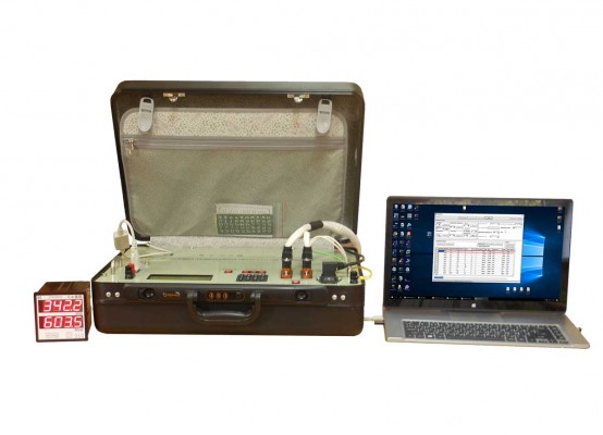 УПП8531М/4 — установка поверочная для поверки вольтметров